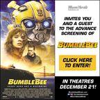 MH - BUMBLEBEE Screening