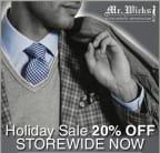 Mr. Wicks - Christmas Giveaway