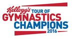 Win tickets to Kellogg's Tour of Gymnastics Champi