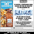ENH-Ice Age Movie Premier