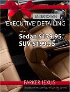 Parker Lexus - Christmas Giveaway