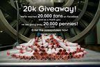 20K Giveaway - emissourian.com