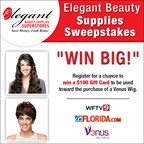 WFTV Elegant Beauty Supplies 2016 Sweepstakes