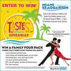 MH - TASTES OF MIAMI Giveaway