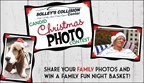 Candid Christmas Photo Contest