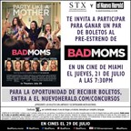 ENH- Bad Moms Sunset Place