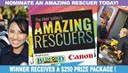 Amazing Rescuer Contest