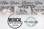 Medical Spa 7 New Year, Better You Giveaway!