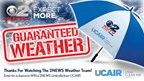 Guaranteed Weather Umbrella Sweepstakes - 2019