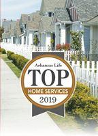 2019 Arkansas Life Top Home Services