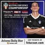 2016 FC Tucson Playoff Ticket Giveaway