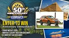 Conrad's 50th Anniversary Sweepstakes
