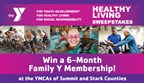 YMCA Healthy Living Sweepstakes