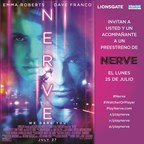 ENH- Nerve Movie Premier