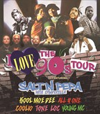 Salt-N-Pepa with Spinderella: I Love The 90's Tour