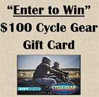 Enter to Win - Cycle Gear GC