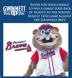 Win Gwinnett Braves tickets
