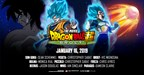 The DRAGON BALL SUPER: BROLY Prize Pack Sweepstakes