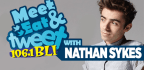 Meet Tweet & Eat With Nathan Sykes
