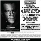 ENH- Jason Bourne Movie Premier