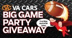 2019 Big Game Party Giveaway