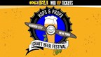 Win VIP tickets to the Hops & Props Craft Beer Festival