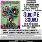 ENH- Suicide Squad Movie Premier