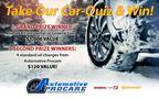 Automotive Procare - Trivia Contest - 2/5/19-2/18/19