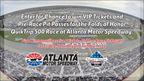 2019 Atlanta Motor Speedway Sweepstakes