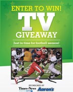 Times New TV Giveaway