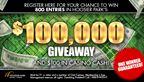 Hoosier Park $100,000 Giveaway