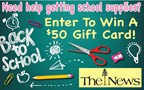Back to School Contest- Kingstree