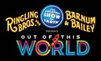 Enter to WIN tickets to Ringling Bros. and Barnum & Bailey: Out of this World!