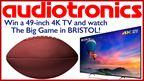 Audiotronics TV Giveaway