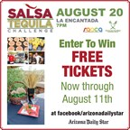 2016 Salsa & Tequila Ticket Giveaway