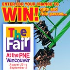PNE Gate & Ride Passes
