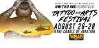 Win passes to the United Ink Tattoo & Arts Festiva