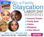 Register For Your Chance To Win A Staycation!