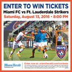 Miami FC 08/13 Game