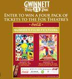 Win Summer Film Festival tickets