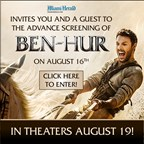MH- BEN-HUR Movie Premier