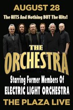 WIN A PAIR OF TICKETS TO SEE THE ORCHESTRA STARRING FORMER MEMBERS OF E.L.O.