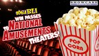 WIN PASSES TO NATIONAL AMUSEMENTS THEATERS 2019!
