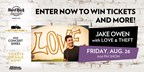 Battery Park - Jake Owen with Love & Theft Concert Sweepstakes
