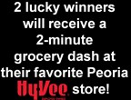 Hy-Vee Great Grocery Dash