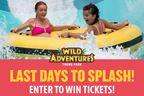 Wild Adventures Ticket Giveaway 2016