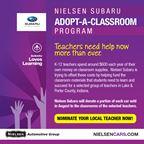 Nielsen Adopt-A-Classroom