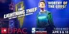 The Lightning Thief Ticket Sweepstakes