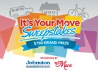 It's Your Move Sweepstakes