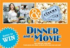 Dinner and a Movie Sweepstakes